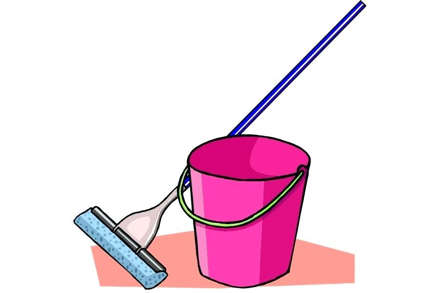Mup the floor cleaning. Mop clipart cobwebber