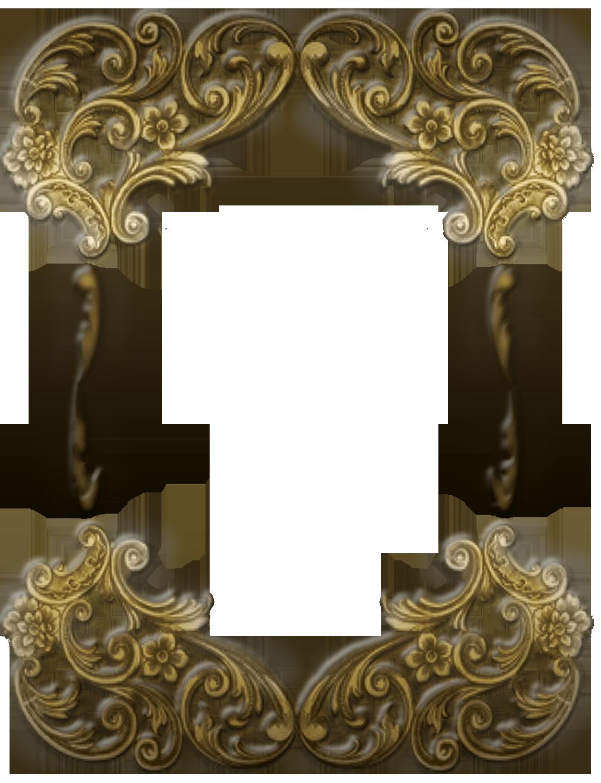 Victorian frame png. Digital printables free ornate