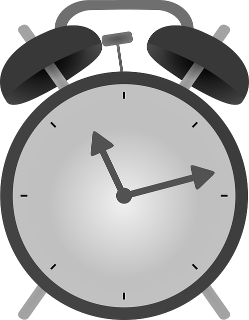 Morning clipart morning clock. How to become a