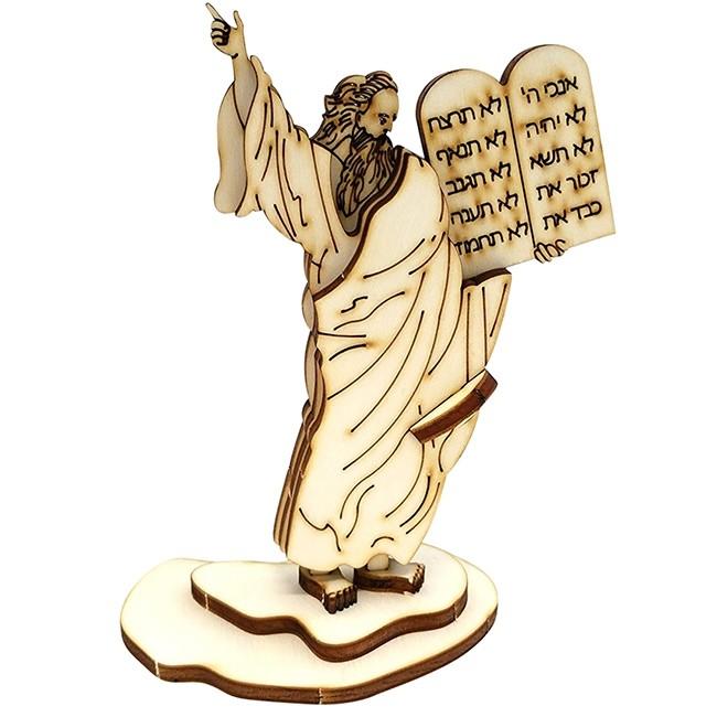 Moses clipart 10 commandment. Ten commandments diy wood