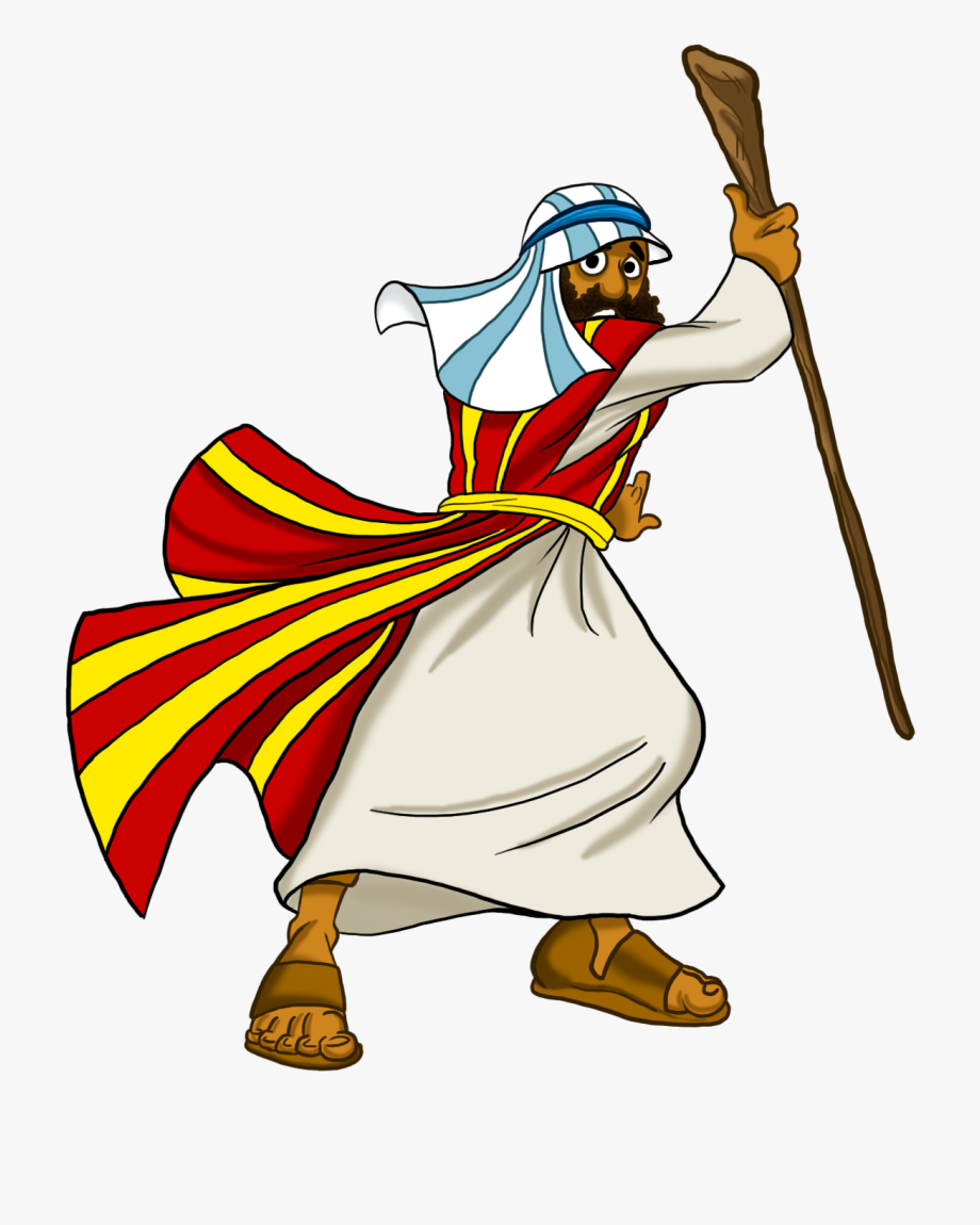 Moses clipart bible. And was learned in