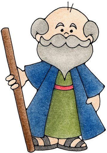 Moses clipart bible noah. Free download best on