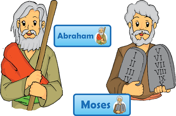 Moses clipart bible noah. This project was made