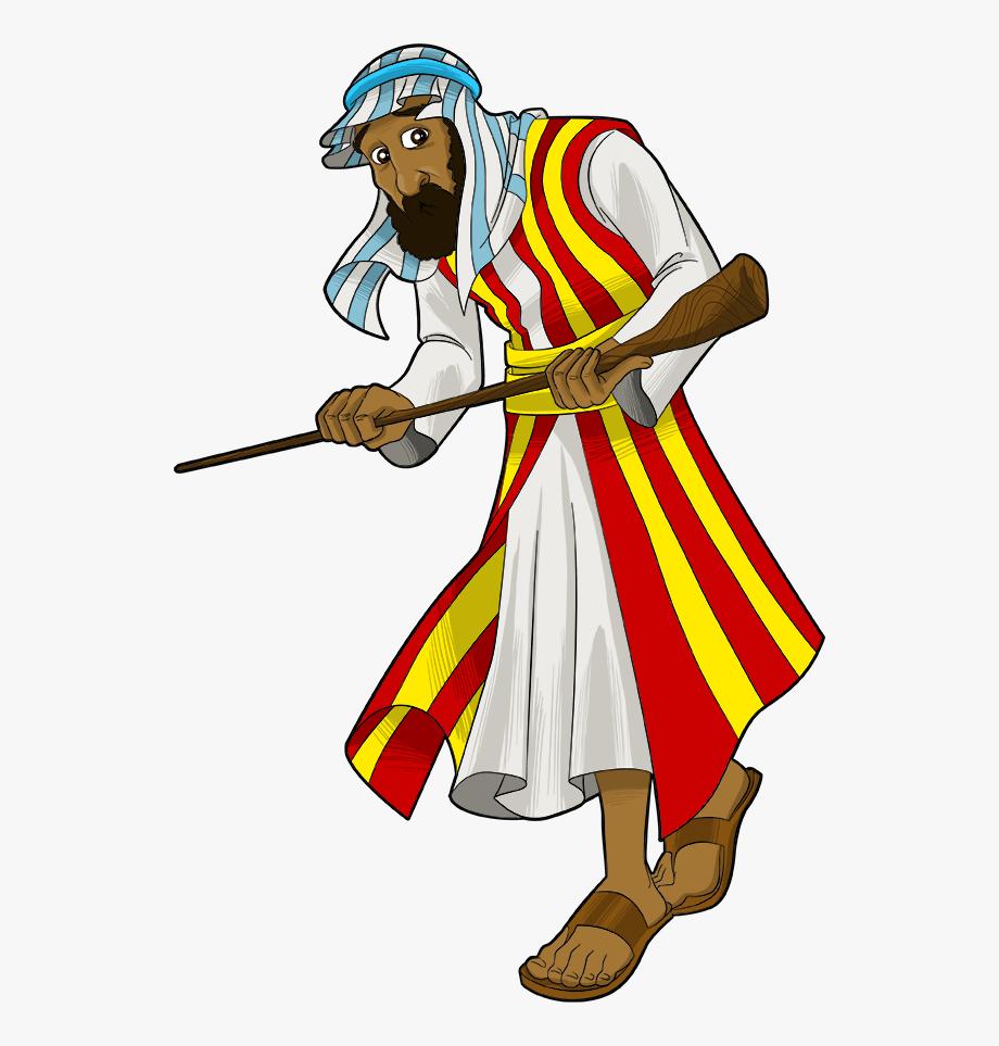 Moses clipart cartoon. Story illustration free cliparts
