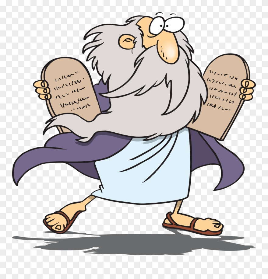 Leslie m picture of. Moses clipart cartoon