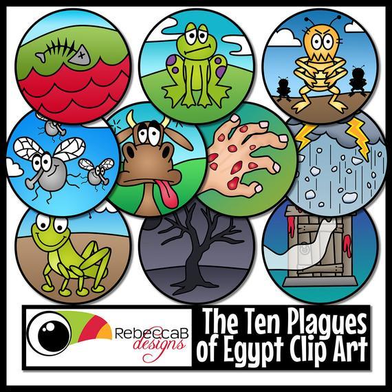 Ten plagues of clip. Moses clipart clipart egypt