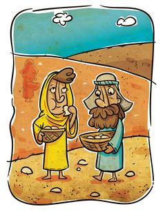 Moses clipart manna.  best quail images