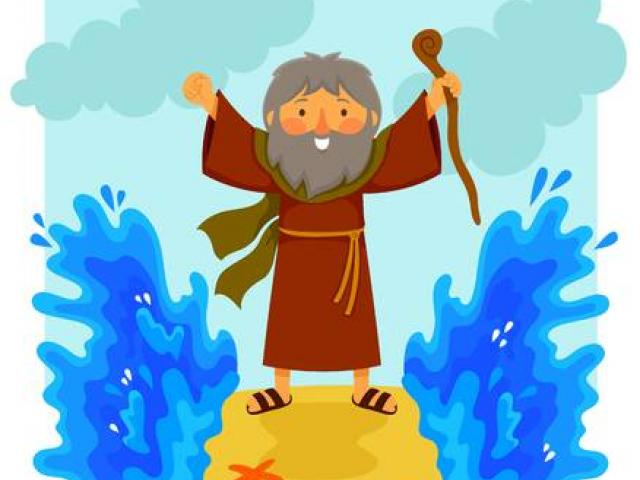 Moses clipart moss. Free download clip art