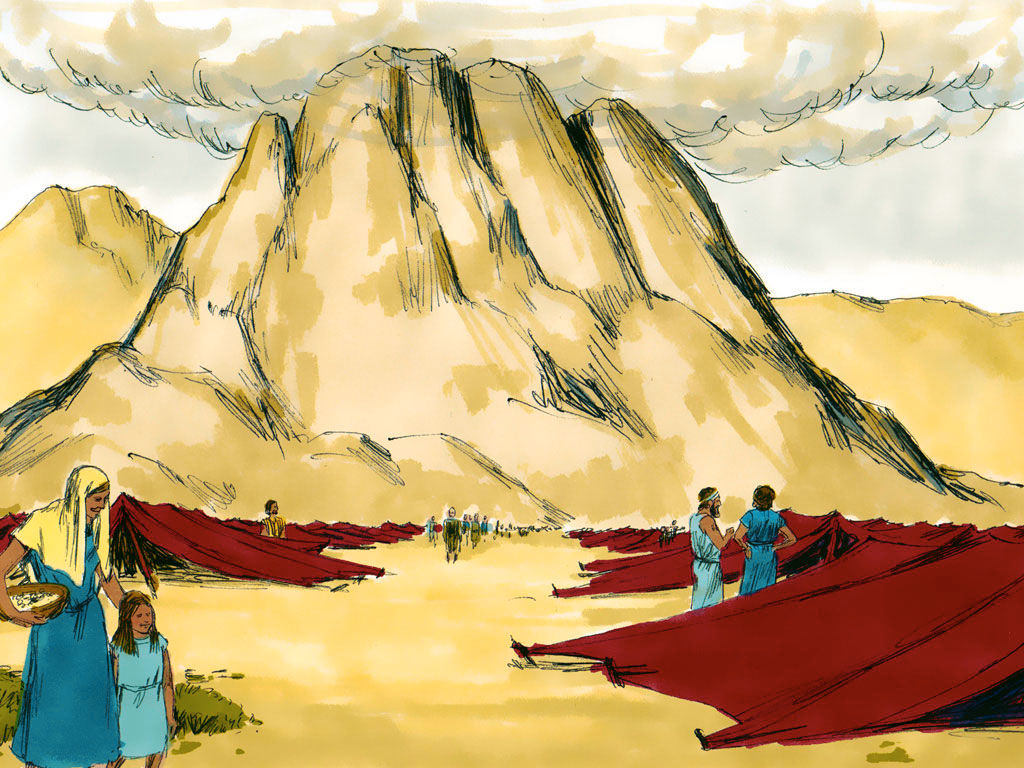 Freebibleimages at mount on. Moses clipart mt sinai