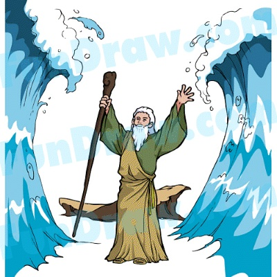 Free download best on. Moses clipart red sea