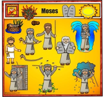 Clip art by charlotte. Moses clipart sheperd