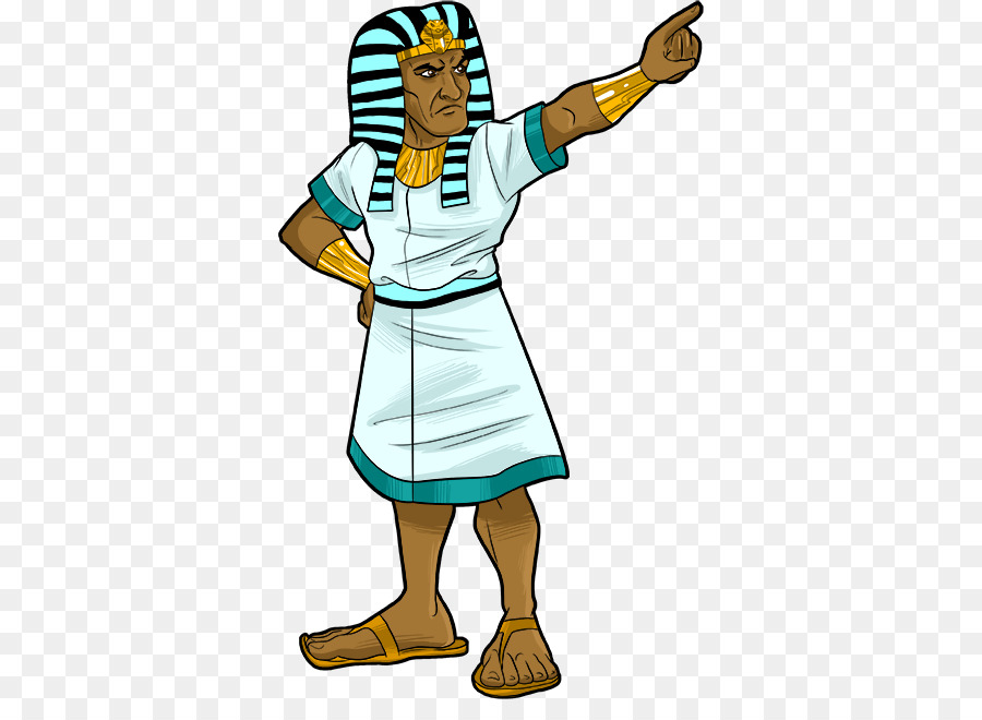 moses clipart standing