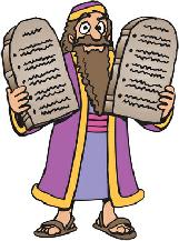 Collection of moses free. Ten commandments clipart ks2