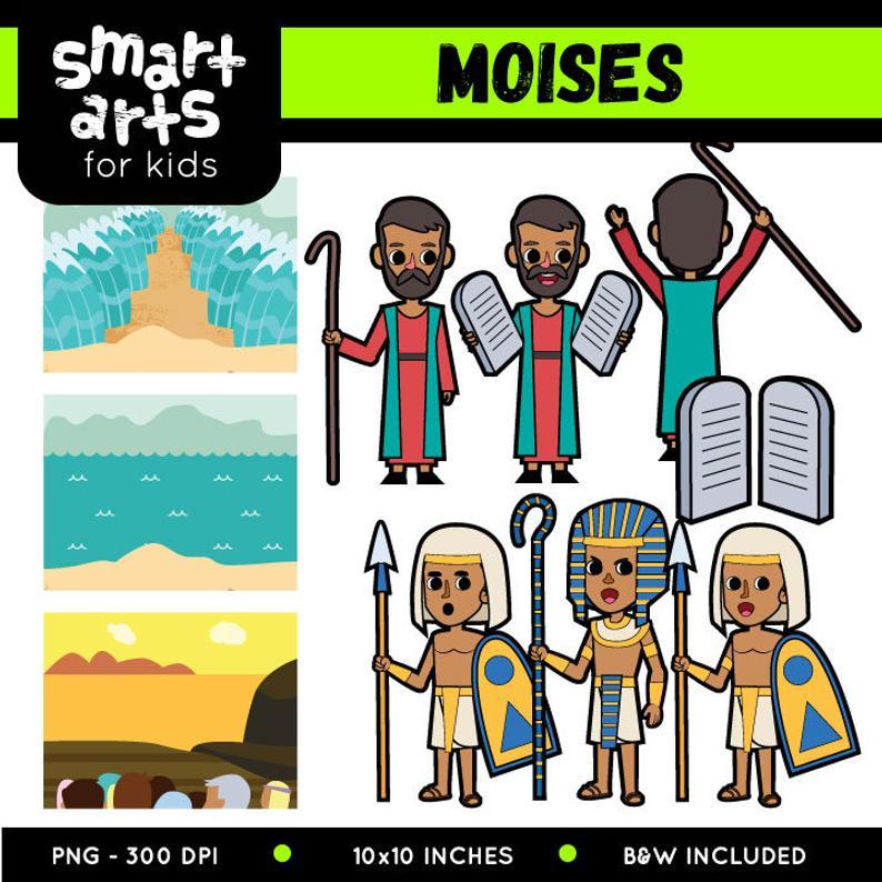 Moses clipart twelve disciple. Clip art parting red