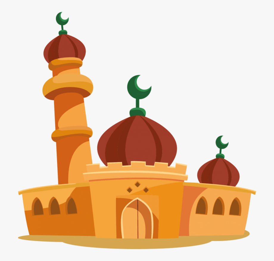 Mosque clipart. Png download image with