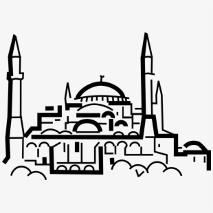 Mosque clipart extended family. Trend transparent png