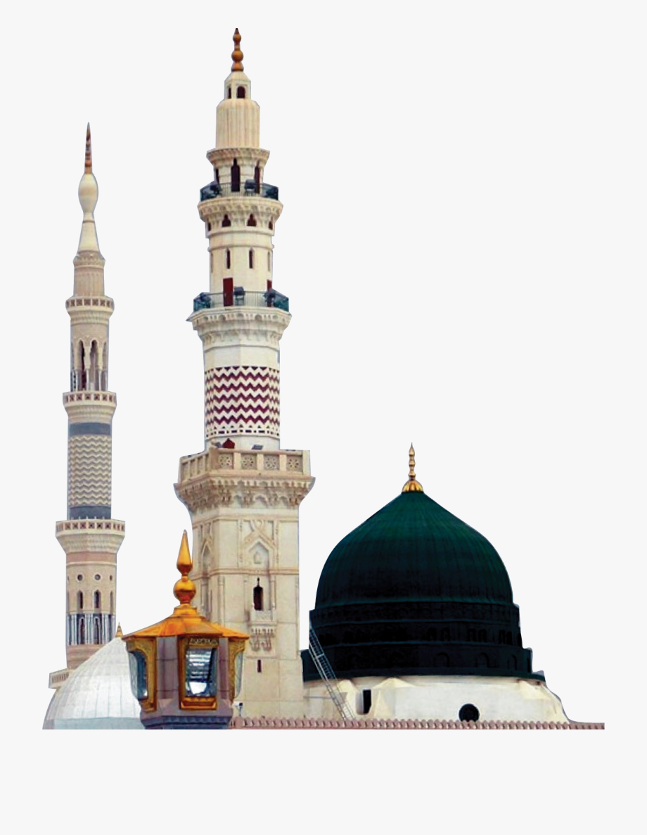 Mosque clipart extended family. Al masjid nabawi free