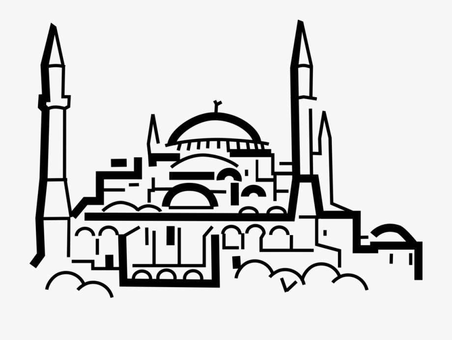 Trend transparent png . Mosque clipart extended family