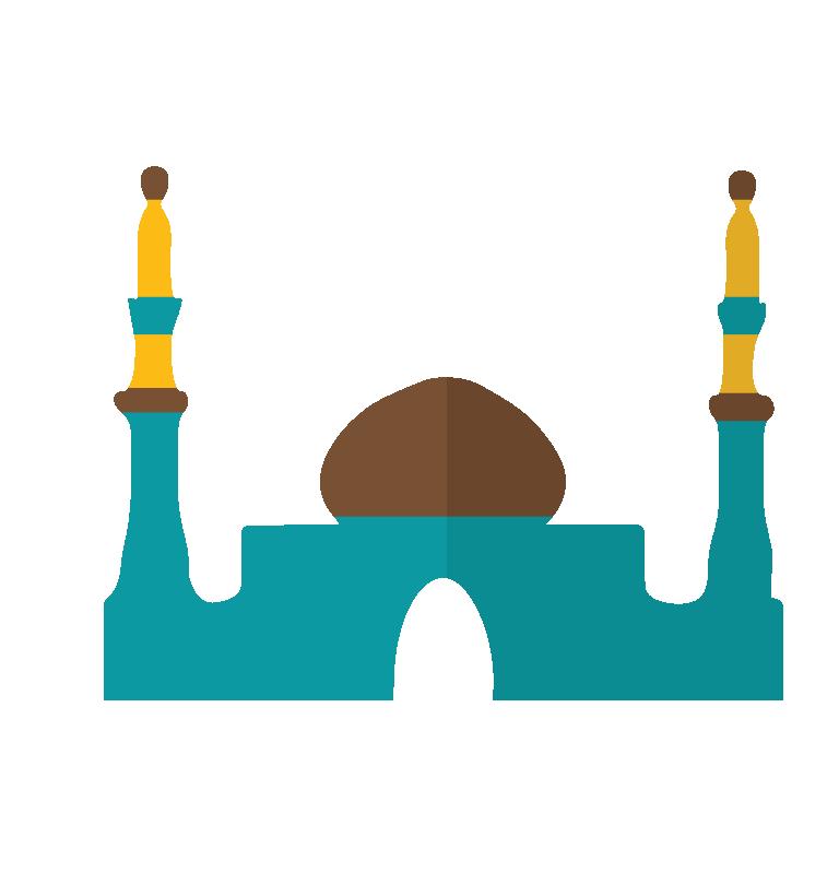 Mosque flat