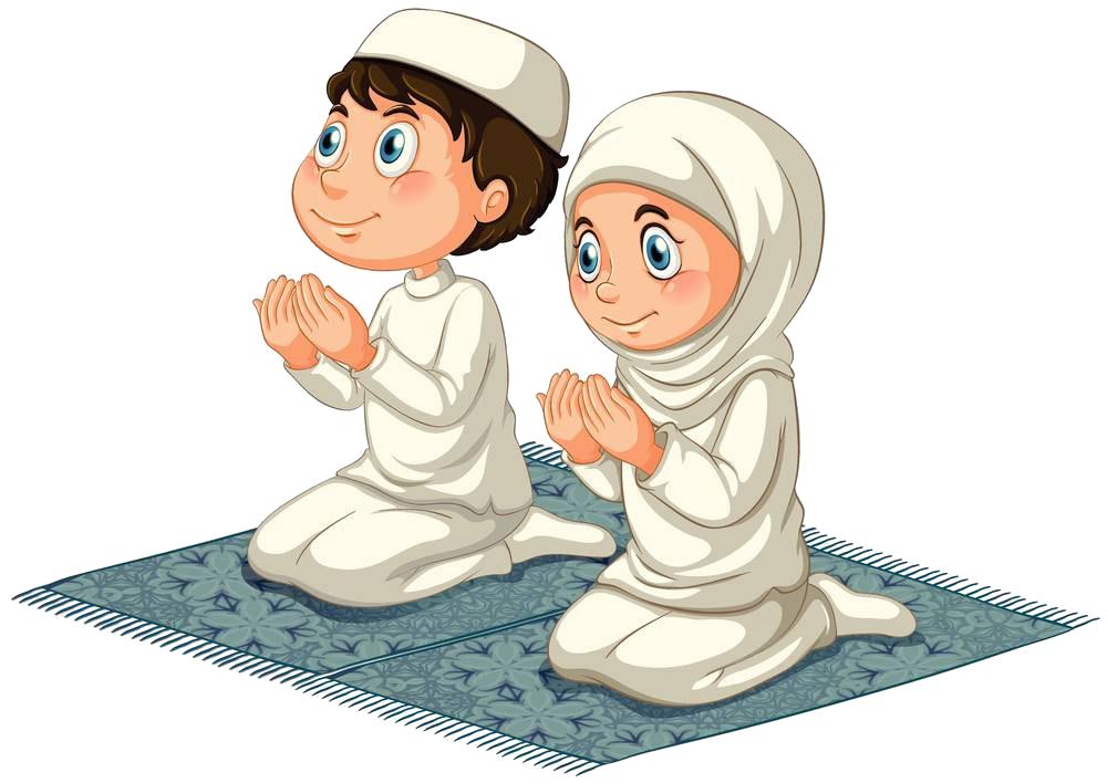 Muslim prayer clip art. Mosque clipart islam person