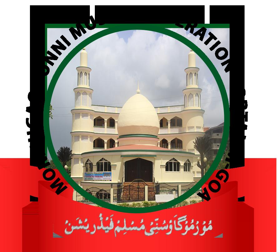 Mosque clipart madina mosque. Mormugao sunni muslim federation