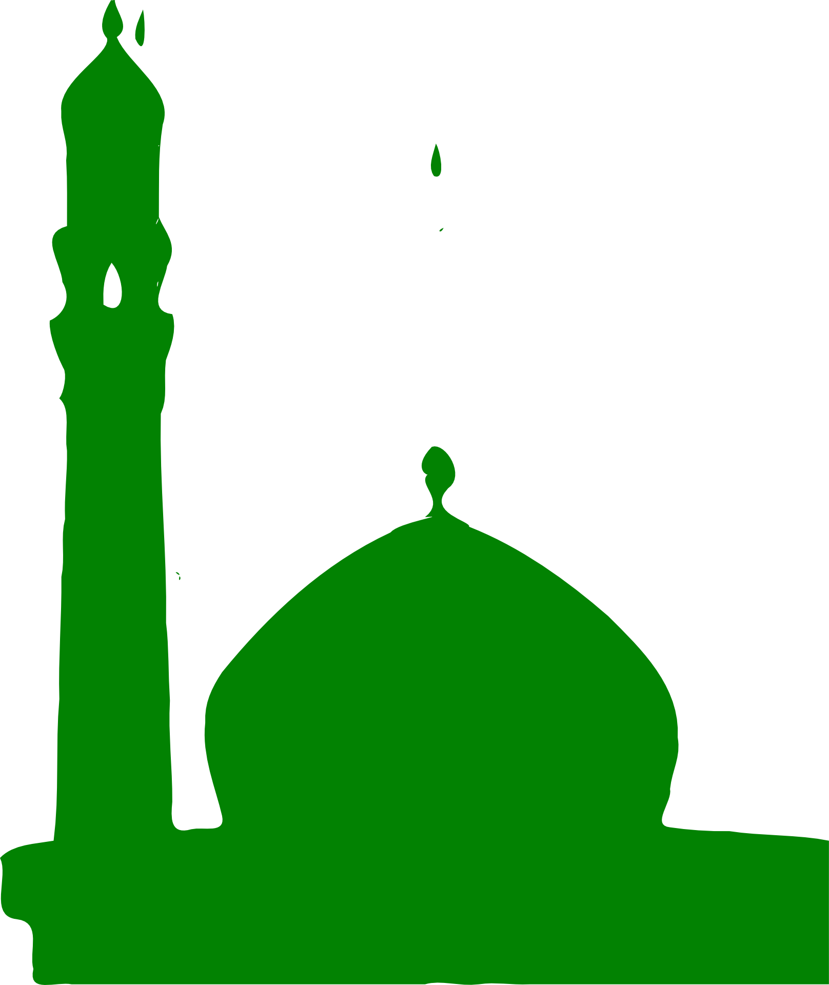Al masjid an nabawi. Mosque clipart madina mosque