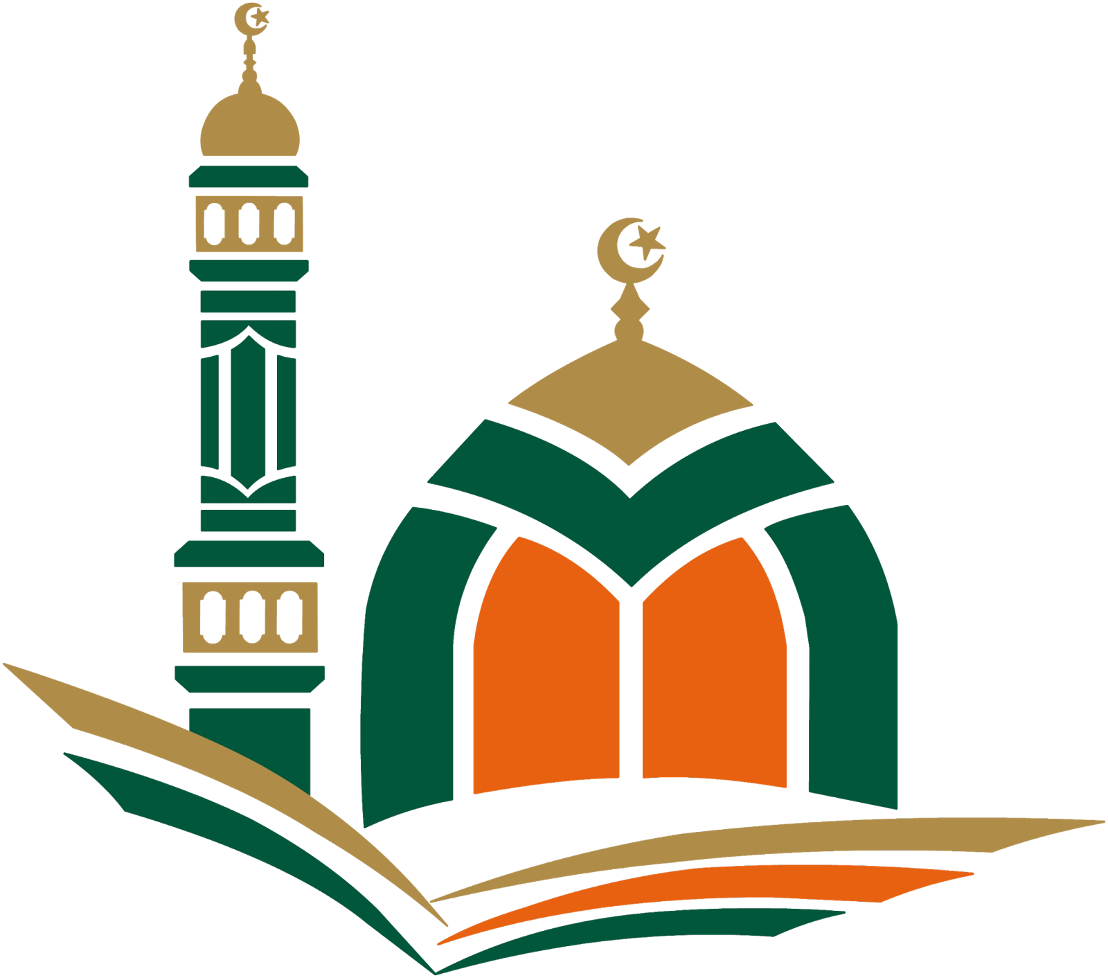 Mosque clipart masjed. Quran islamic center of