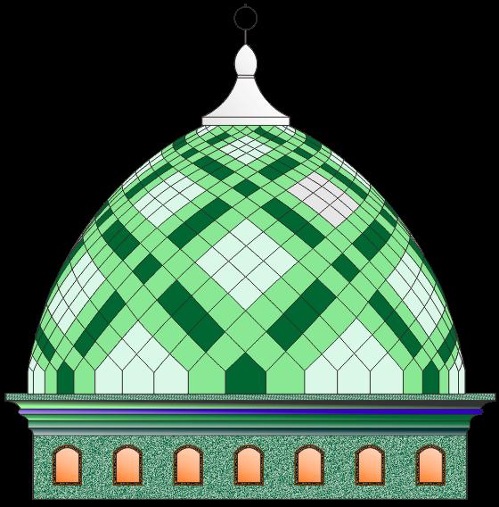 Mosque clipart minar. Dian al mahri masjid