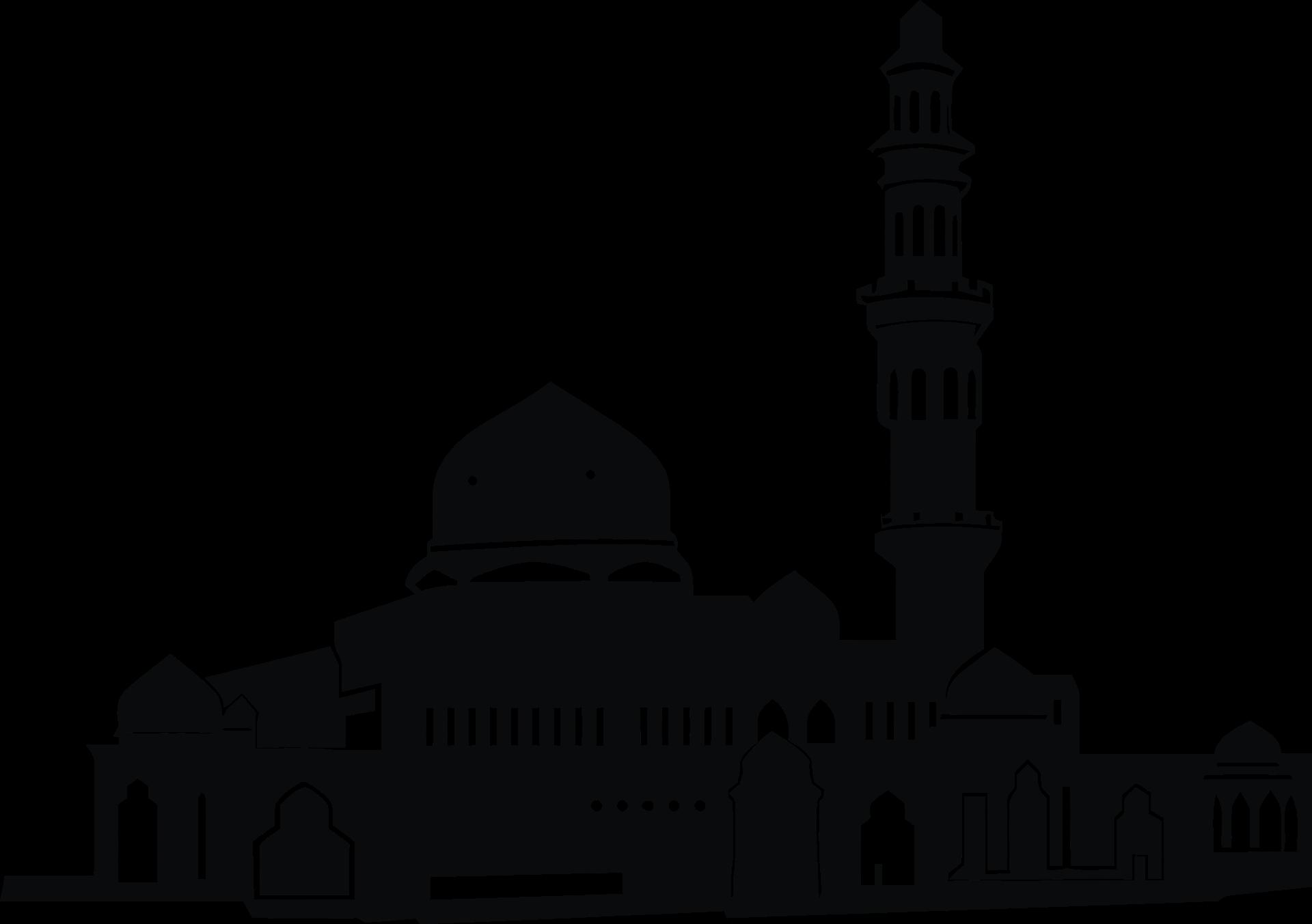 Badshahi islam al masjid. Mosque clipart minaret mosque