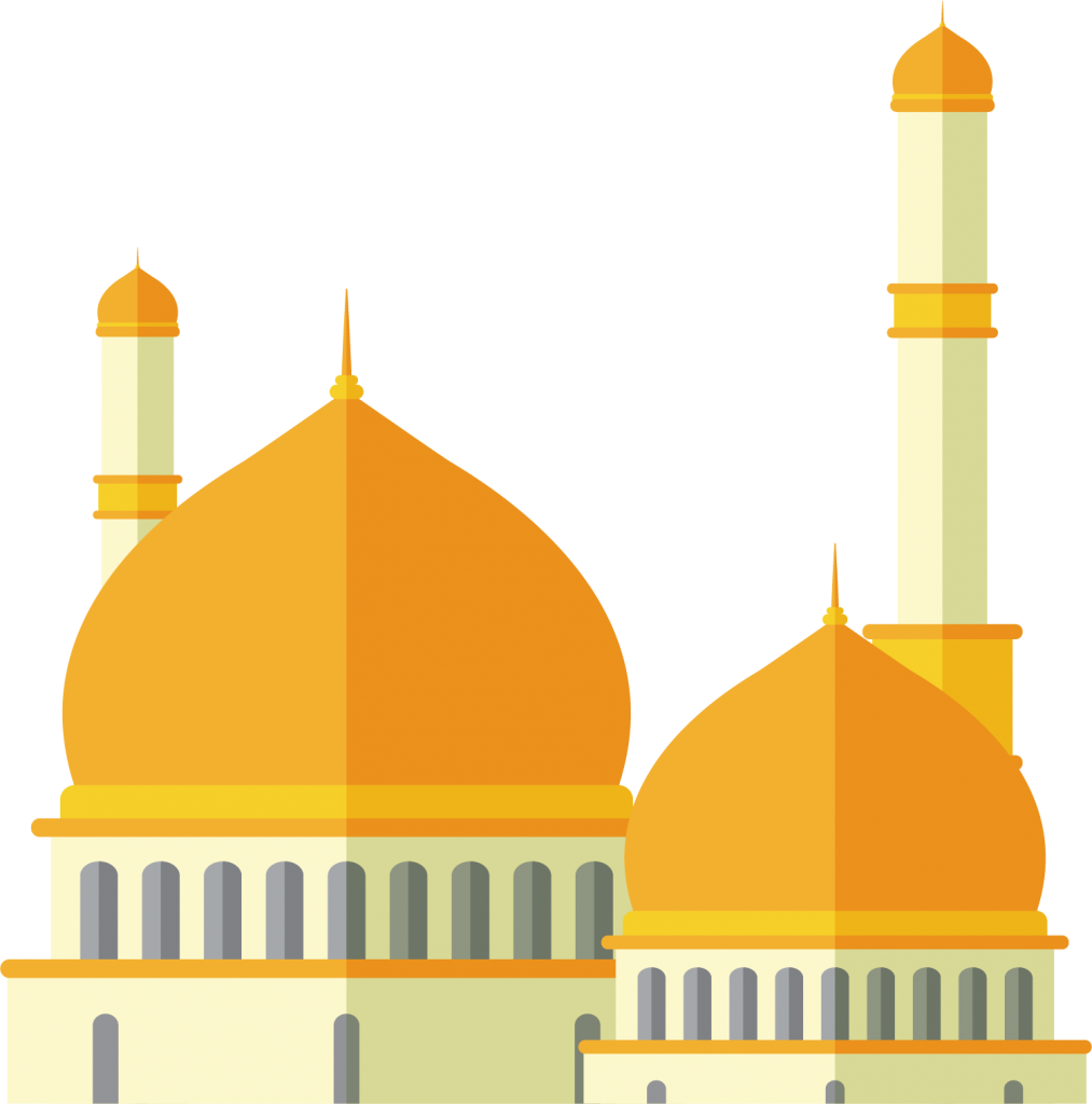 Mosque clipart mosk. Watercolor free png and