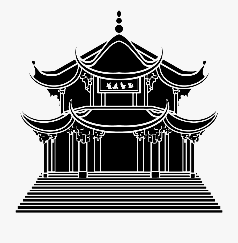 Mosque clipart sikh temple. Pagoda cliparts cartoons