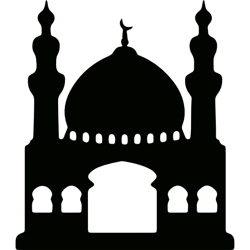 Mosque clipart small mosque. Icons free download