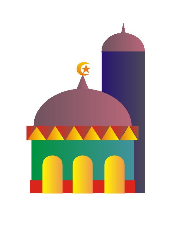 Mosque clipart svg. Clipartist net clip art