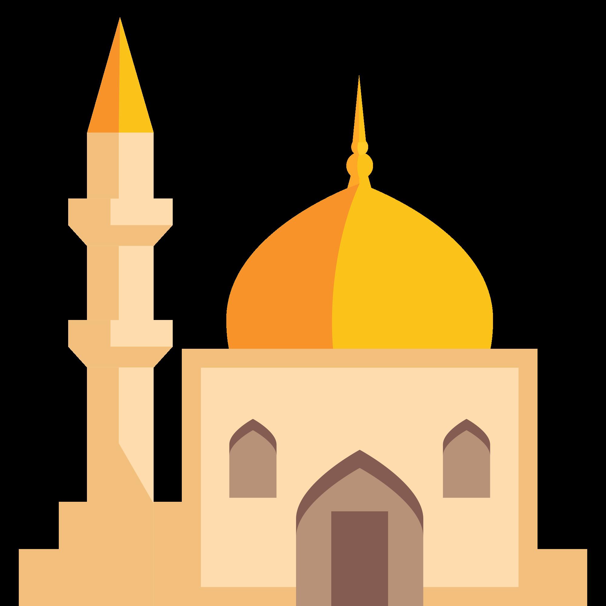 File emoji u f. Mosque clipart svg