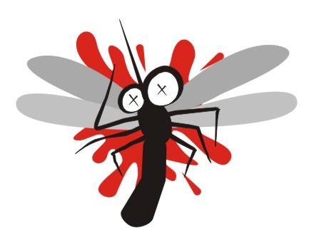 Mosquito clipart dead mosquito. By rawrik on deviantart