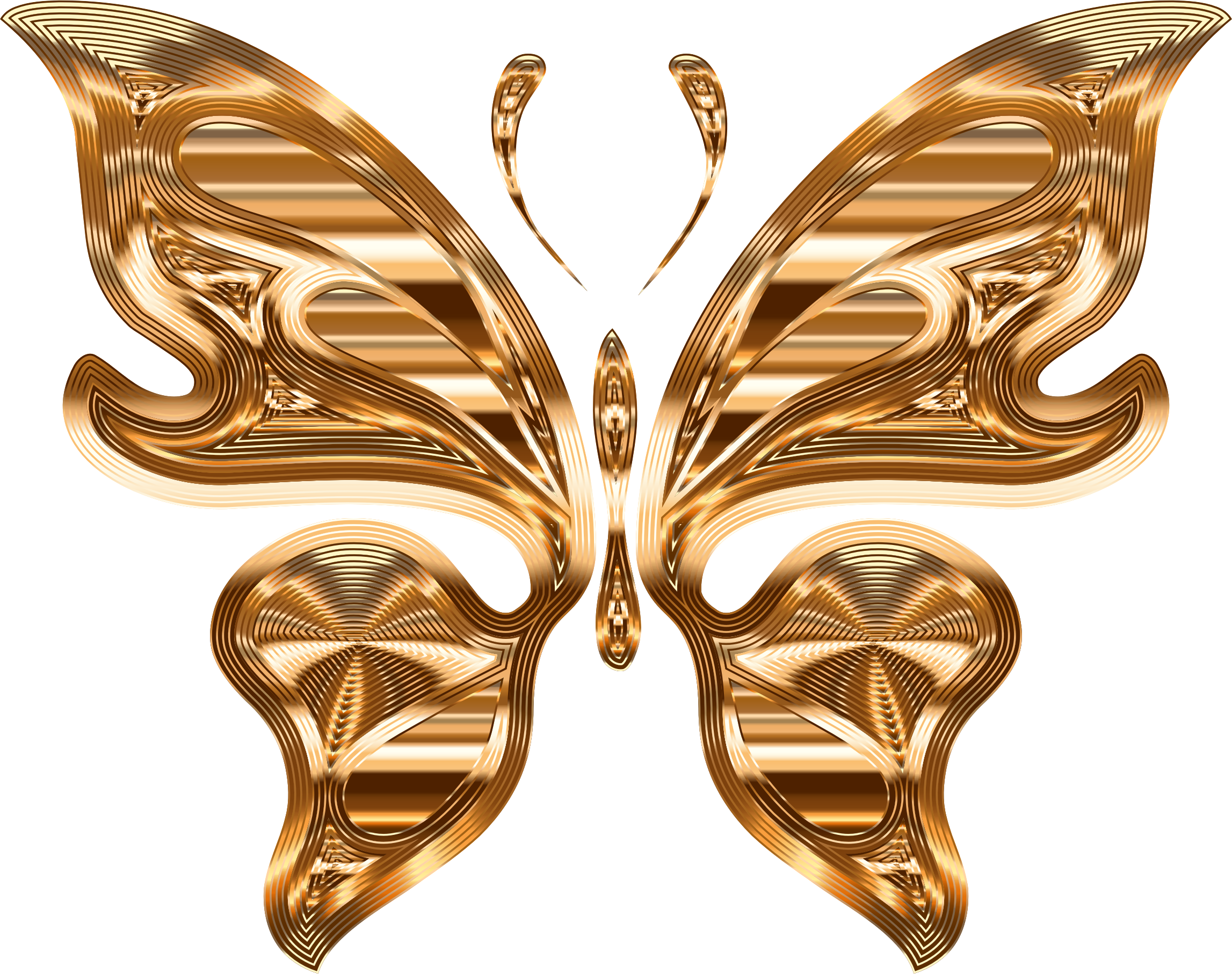 Prismatic variation no background. Moth clipart brown butterfly