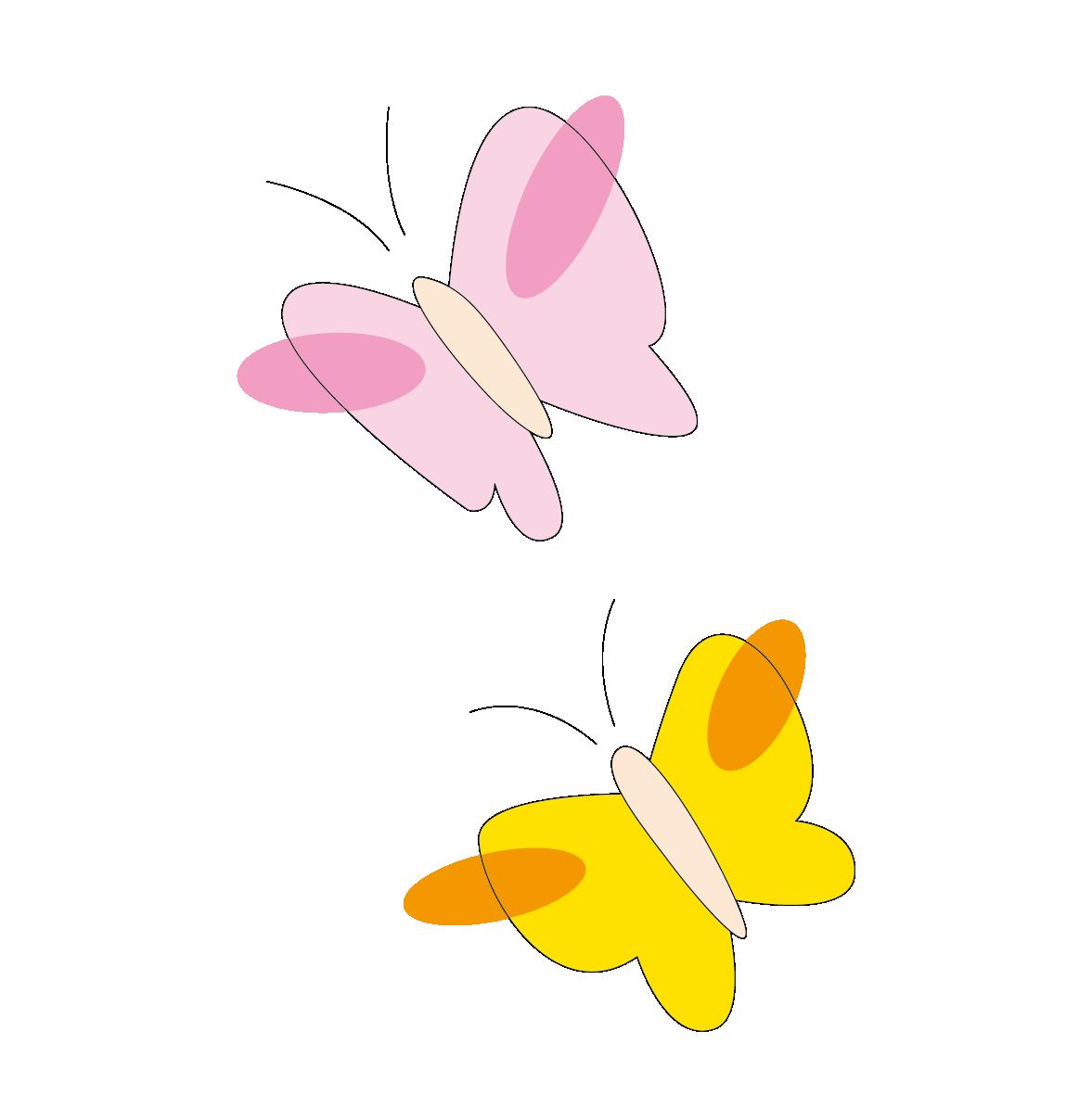Moth clipart brown pink. Butterfly cartoon clip art