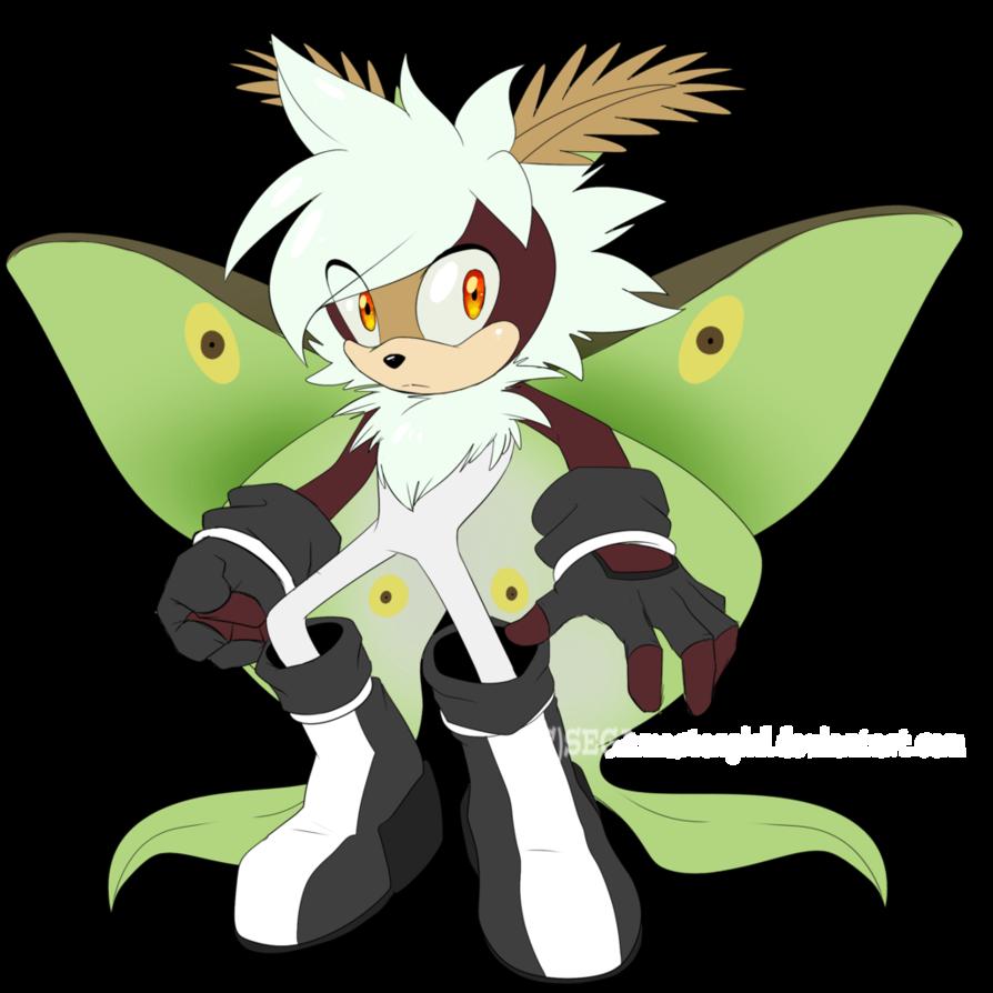 Adopt closed by segamastergirl. Moth clipart luna moth