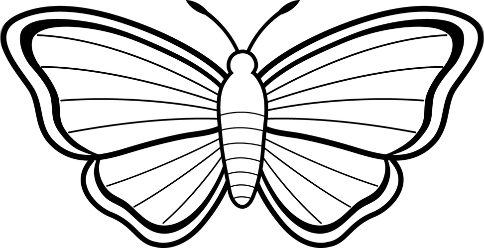 Black white christmas clip. Moth clipart psychedelic