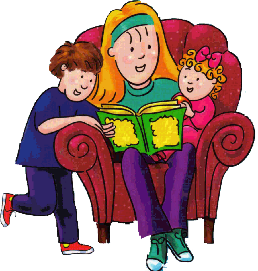 Mother clipart child care. Little lambs childminding services