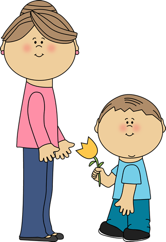 Cliparts zone . Mother clipart cute