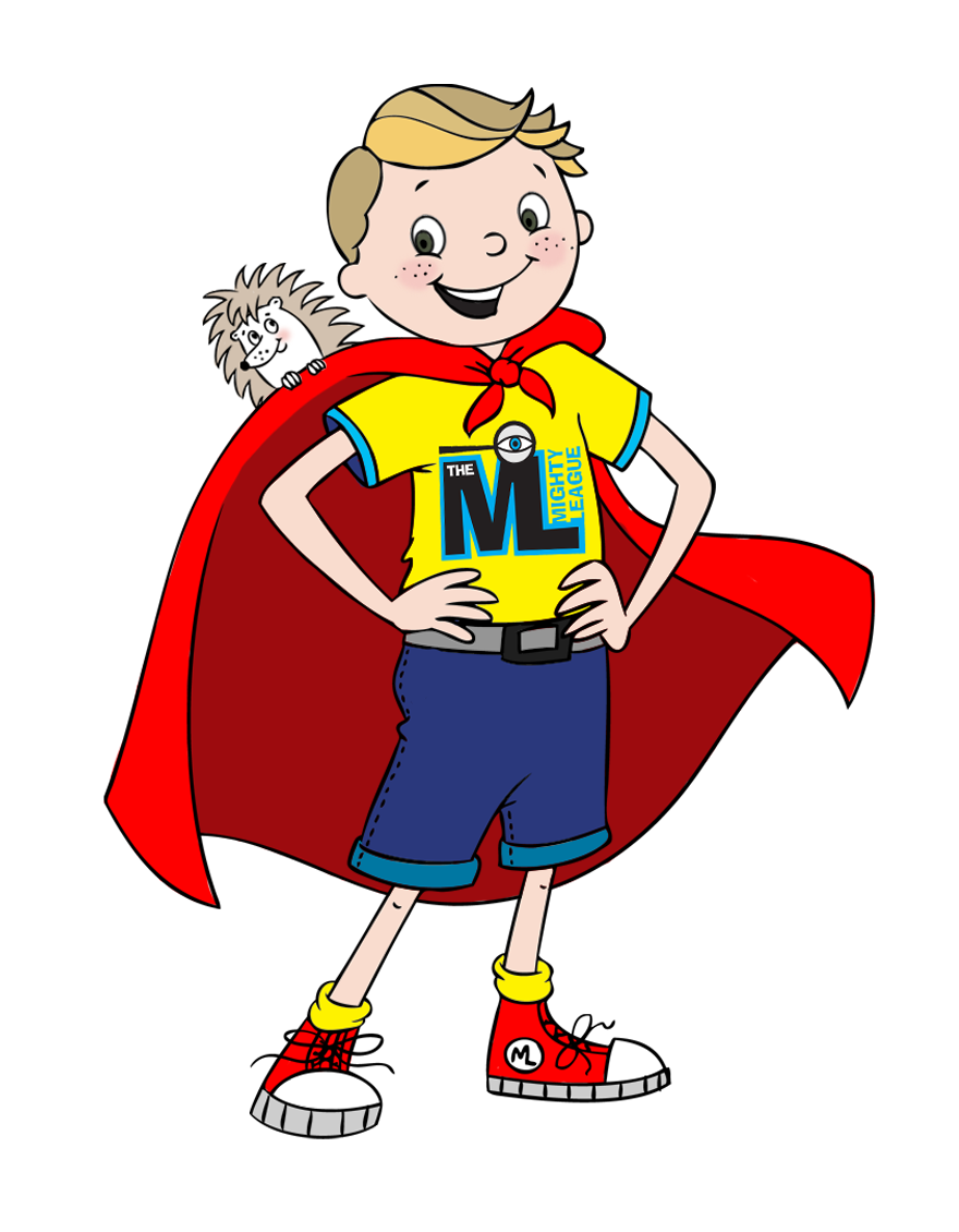 Mom creates book app. Newsletter clipart storybook character day