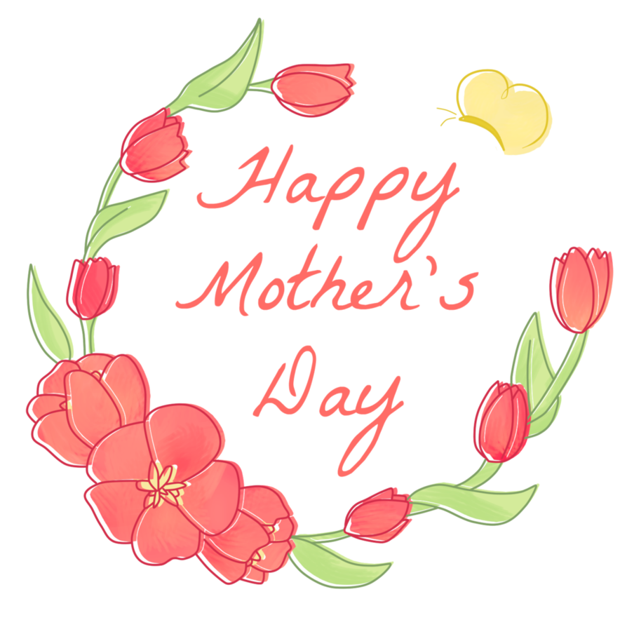 Mother clipart mothe. Happy s day by