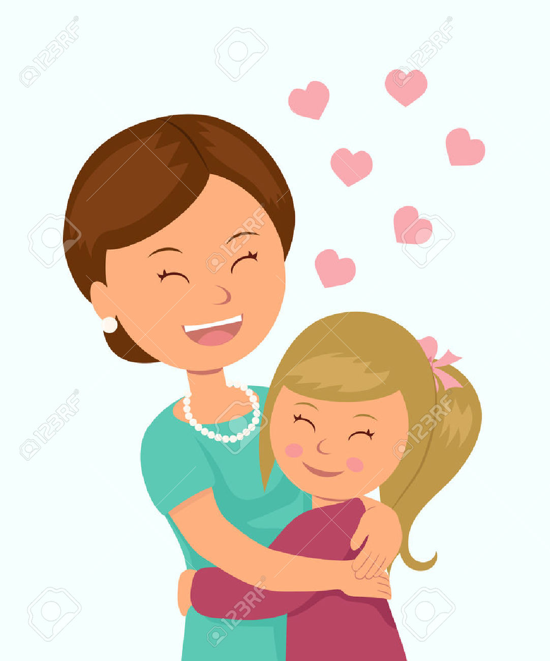 Cliparts free download best. Mother clipart mother daughter relationship