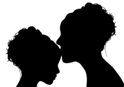 Mother clipart mother daughter relationship. Poor relationships how to