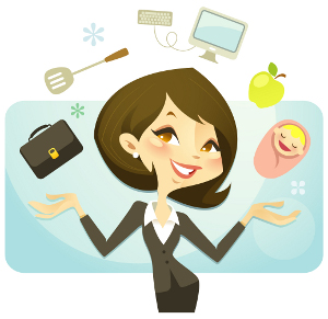 Working clipart busy. Free mother cliparts download