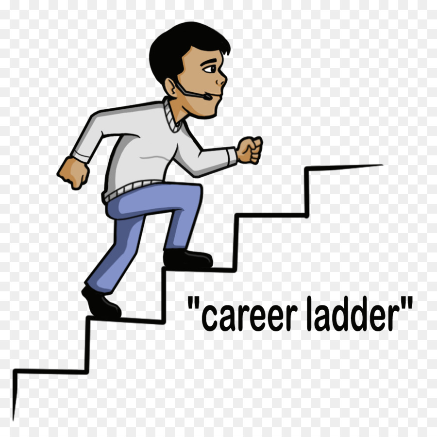 Cartoon career clip art. Motivation clipart