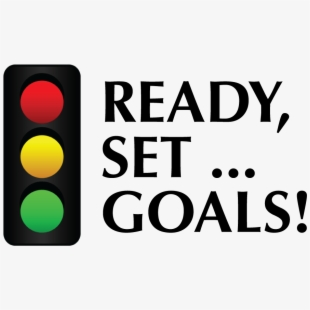 Motivation clipart academic goal. Setting electric blue