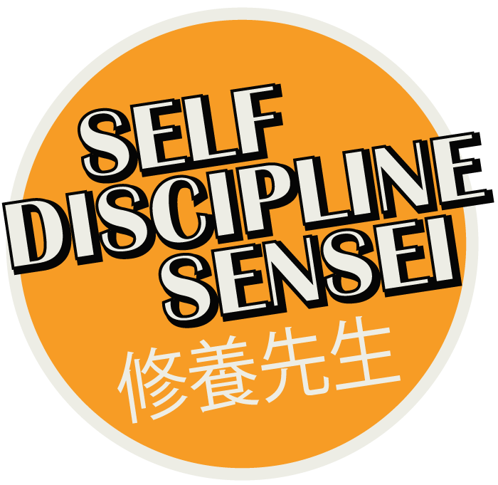 Self discipline sensei habit. Motivation clipart extrinsic