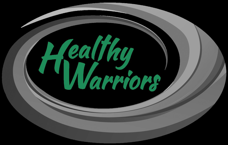 Healthy warriors formatw. Motivation clipart health journey